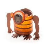Gorilla by Studio Borowski