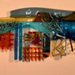 Glass Wall Art by Sabra Richards