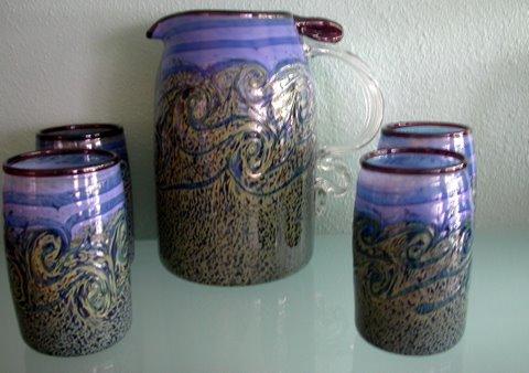 Robert Levine glass