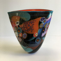 Art Glass by Wes Hunting