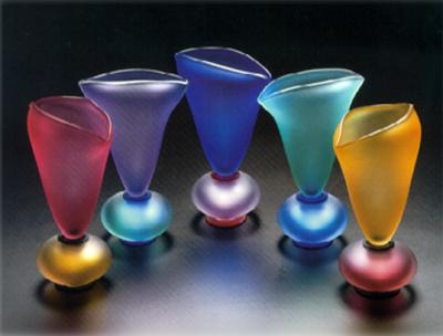 Stephen Cox Glass Art