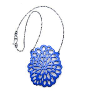 Harvest Blue Pendant