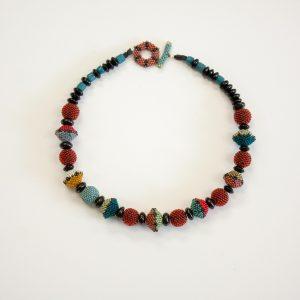 Satellite 50's Chintz Necklace