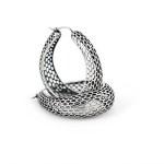 Snakeskin Hoop