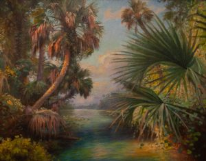 WEKIVA JUNGLE 30X24